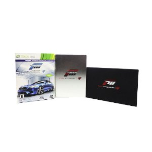 Jogo Forza Motorsport 4 (Limited Collector's Edition) - Xbox 360