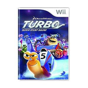 Jogo Turbo Super Stunt Squad - Wii