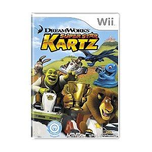 Jogo Superstars Kartz - Wii
