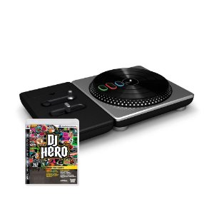 Jogo DJ Hero (Bundle) - PS3