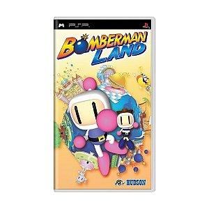 Jogo Bomberman Land - PSP