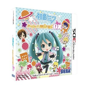 Jogo Hatsune Miku: Project Mirai DX (Limited Edition) - 3DS