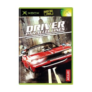 Jogo Driver Parallel Lines - Xbox