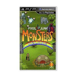 Jogo PixelJunk Monsters Deluxe - PSP