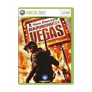 Jogo Tom Clancy's: Rainbow Six Vegas - Xbox 360