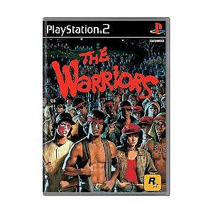 Jogo The Warriors - PS2