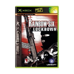 Jogo Tom Clancy's Rainbow Six: Lockdown - Xbox