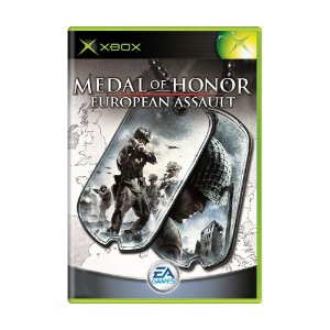 Jogo Medal of Honor: European Assault - Xbox