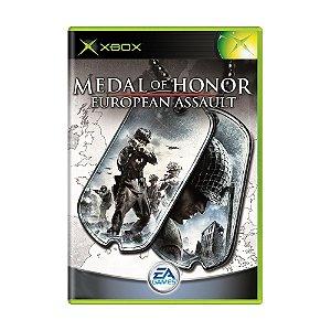 Jogo Medal of Honor: European Assault - Xbox