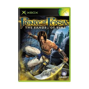 Jogo Prince of Persia: The Sands of Time - Xbox