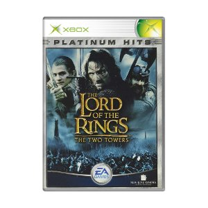 Jogo The Lord of the Rings: The Two Towers - Xbox