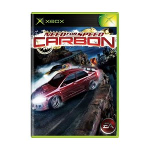 Jogo Need for Speed Carbon - Xbox