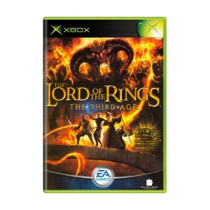 Jogo The Lord of the Rings: The Third Age - Xbox