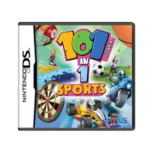 Jogo 101 in 1 Megamix Sports - DS