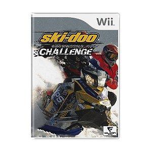 Jogo Ski-doo Snowmobile Challenge - Wii