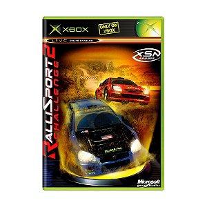 Jogo RalliSport Challenge 2 - Xbox