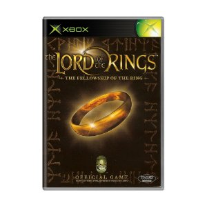 Jogo The Lord of the Rings: The Fellowship of the Ring - Xbox