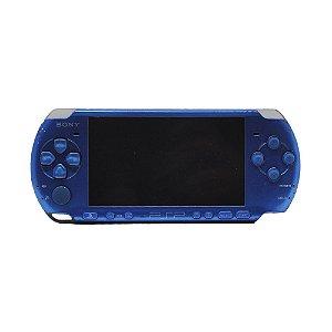 Console PSP PlayStation Portátil 3010 Azul - Sony