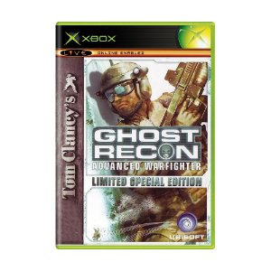 Jogo Tom Clancy's Ghost Recon Advanced Warfighter (Limited Special Edition) - Xbox