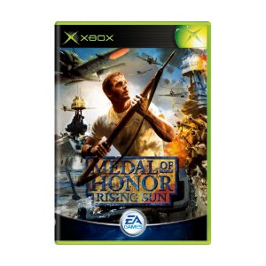 Jogo Medal of Honor: Rising Sun - Xbox
