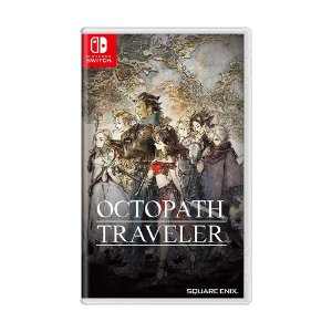 Jogo Octopath Traveler - Switch