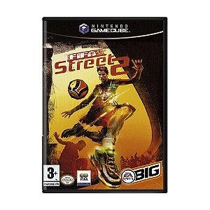 Jogo FIFA Street 2 - GameCube