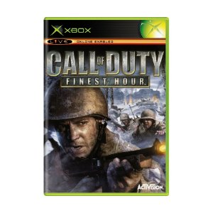 Jogo Call of Duty: Finest Hour - Xbox