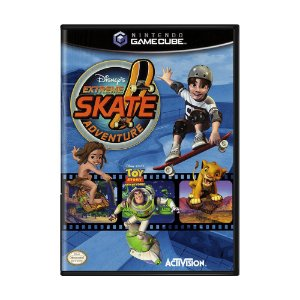 Jogo Disney's Extreme Skate Adventure - GameCube