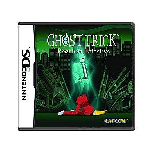 Jogo Ghost Trick: Phantom Detective - DS
