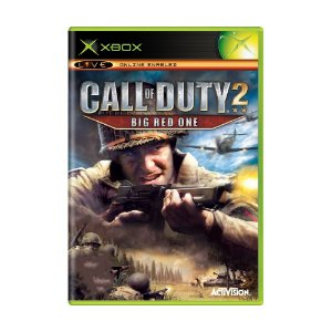 Jogo Call of Duty 2: Big Red One - Xbox