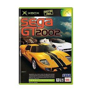 Jogo Sega GT 2002 + Jet Set Radio Future - Xbox