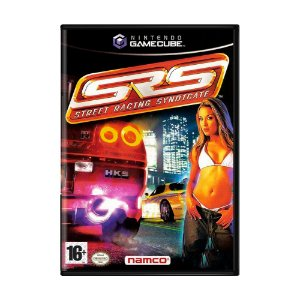 Jogo Street Racing Syndicate - GameCube