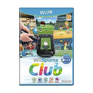 Jogo Wii Sports Club - Wii U