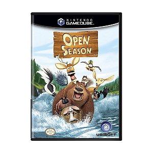 Jogo Open Season - GameCube