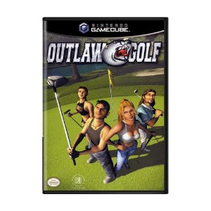 Jogo Outlaw Golf - GameCube
