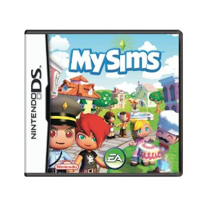 Jogo My Sims - DS