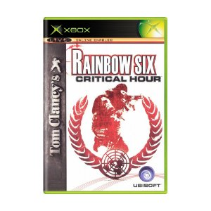Jogo Tom Clancy's Rainbow Six Critical Hour - Xbox