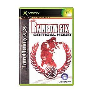 Jogo Tom Clancy's Rainbow Six Critical Hour - Xbox