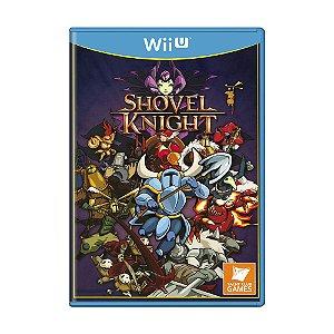 Jogo Shovel Knight - Wii U