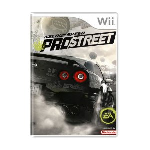 Jogo Need For Speed: Pro Street - Wii