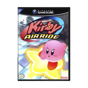 Jogo Kirby Air Ride - GameCube