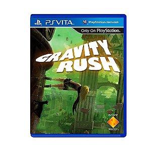 Jogo Gravity Rush - PS Vita