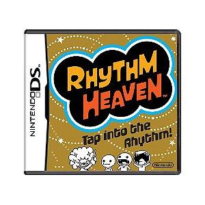 Jogo Rhythm Heaven - DS