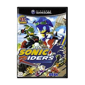 Jogo Sonic Riders - GameCube