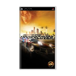Jogo Need for Speed: Undercover - PSP