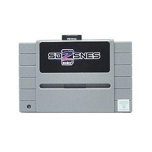 Flashcard SD2SNES - SNES