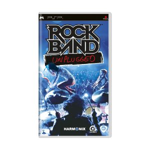 Jogo Rock Band Unplugged - PSP