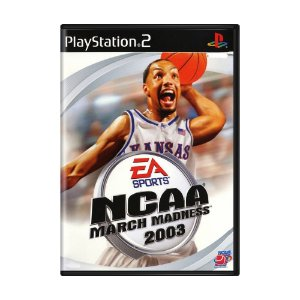 Jogo NCAA March Madness 2003 - PS2