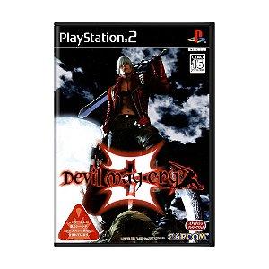 Jogo Devil May Cry 3 - PS2 (Japonês)