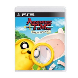 Jogo Adventure Time: As Investigações de Finn e Jake - PS3